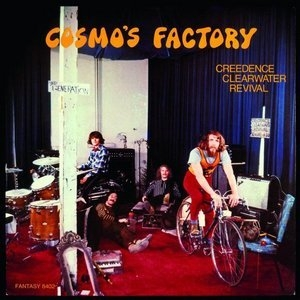 Cosmo's Factory (2008, 40th Anniversary Edition)