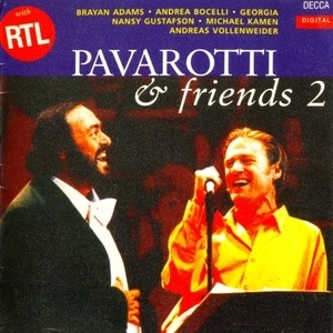 Pavarotti  And Friends 2
