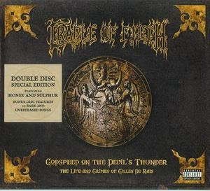 Godspeed On The Devils Thunder (bonus Disc)
