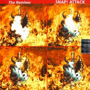 Snap! Attack - The Remixes (CD2)