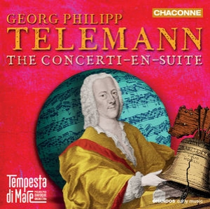 Telemann The Concerti-En-Suite [Hi-Res]