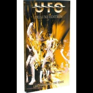 UFO Live Throughout The Years