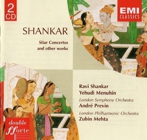Sitar Concertos And Other Works (CD1)