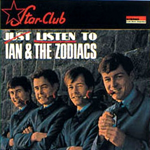 Just Listen To Ian & The Zodiacs #star-club 7007