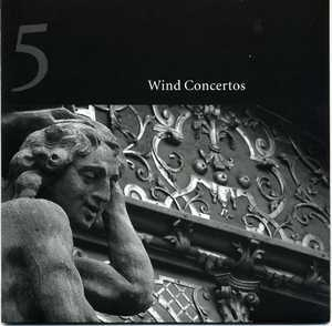 Complete Edition Box 5 (CD5,Wind Concertos)
