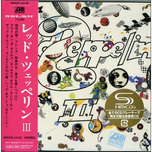 Led Zeppelin III  (40th Anniversary - The Definitive Box Set 12)