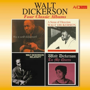 Four Classic Albums (This Is Walt Dickerson/Sense Of Direction/Relativity/To My Queen) [Remastered]