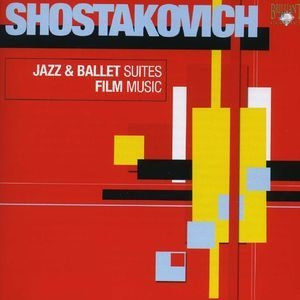 Jazz Suites (Theodore Kuchar, National Symphony Orchestra Of Ukraine) [Jazz & Ballet Suites - Film Music, CD1]