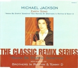 Earth Song [CDS] (CD2)