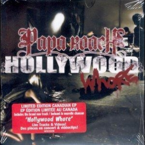 Hollywood Whore [CDS]