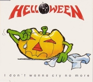 I Dont Wanna Cry No More [CDS]