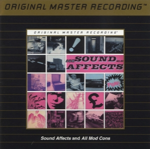 All Mod Cons & Sound Affects [mfsl Gold Cd]