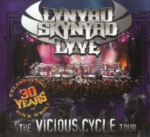 Lyve (the Vicious Cycle Tour)(CD1)