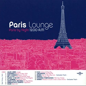Paris Lounge - Paris By Night 12.00 AM (CD2)