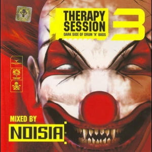 Therapy Session 3 Mixed by Noisia