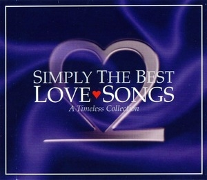 Simply The Best Love Songs  (CD1)