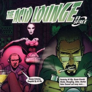 The Acid Lounge In Space (CD1)