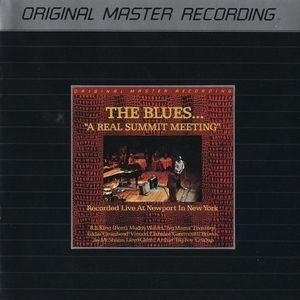 The Blues... A Real Summit Meeting (CD1)
