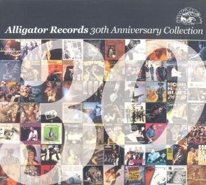 Alligator Records 30th Anniversary Collection (CD2 - On The Stage)