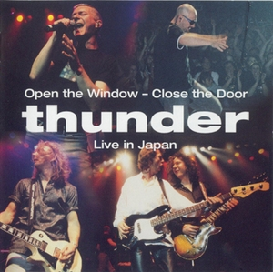 Open The Window - Close The Door (Live in Japan)