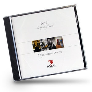Focal Demo CD No. 7 - the spirit of sound De'gustation Sonore