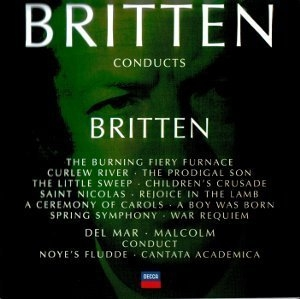 Britten Conducts (CD7)