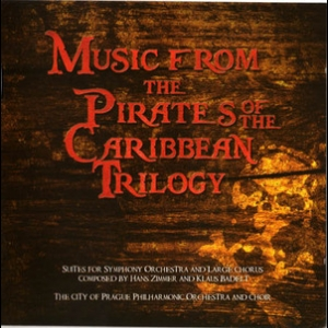 Music From The Pirates Of The Caribbean Trilogy OST