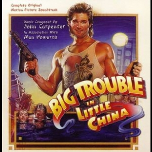 Big Trouble In Little China OST (CD2) (Complete Soundtrack, Limited Edition)