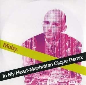 In My Heart- Manhattan Cligue Remix [CDS]