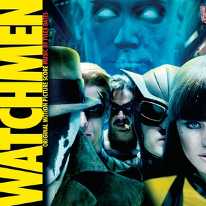 Watchmen Score (Image/Covers)