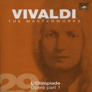 The Masterworks (CD29) - L'olimpiade Opera Part 1