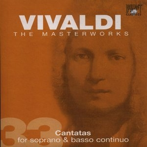 The Masterworks (CD33) - Cantatas For Soprano And Basso Continuo