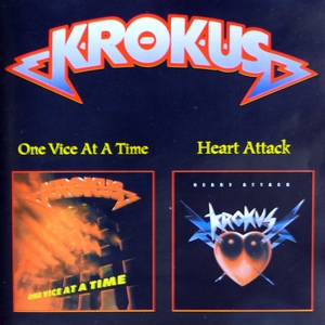 One Vice At A Time (1982) & Heart Attack (1988)
