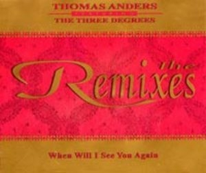 When Will I See You Again (the Remixes) [CDS]