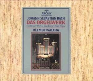 Das Orgelwerk (The Organ Works) - Helmut Walcha CD 05
