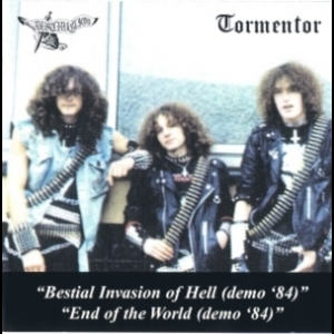 'bestial Invasion Of Hell' Demo 84 And 'end Of The World' Demo 84