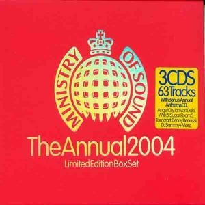 Ministry Of Sound - The Annual 2004 (CD 1)