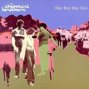 Hey Boy Hey Girl [CDS]