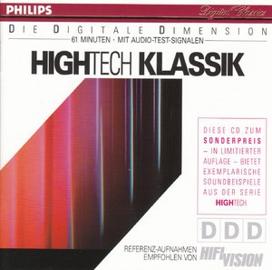 High Tech Classics (Philips Test CD )