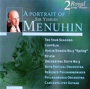 A Portrit Of Sir Yehudi Menuhin (CD2)