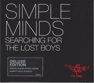 Graffiti Soul / Searching For The Lost Boys (Deluxe Edition 2CD) cd2