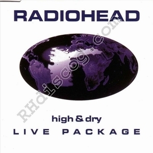 High And Dry - Live Package [CDM]