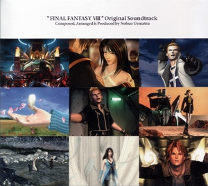 Final Fantasy Viii Original Soundtrack Disc 1