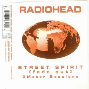 Street Spirit (Fade Out) - 2 Meter Sessions (CDS)