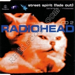 Street Spirit (Fade Out) (CD2) (CDS)