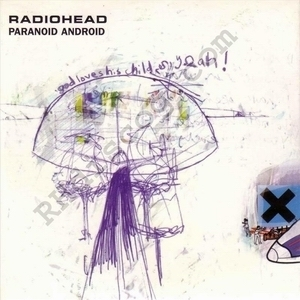 Paranoid Android (CD1) (CDS)