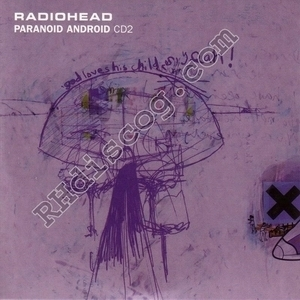 Paranoid Android (CD2) (CDS)