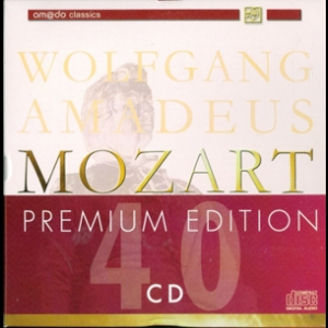 W.a Mozart Premium Edition Cd 3