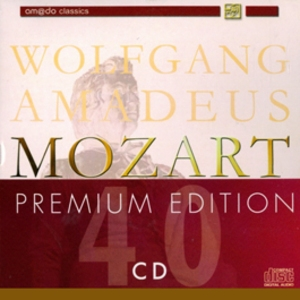 The Ultimate Mozart Collection [Symphony 41 & 29] (CD40)