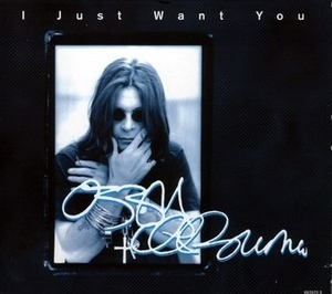 I Just Want You [CDS]